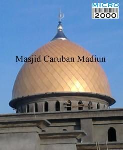kubah masjid caruban