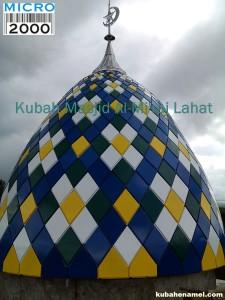 Kubah Masjid Al-Mi'raj Lahat