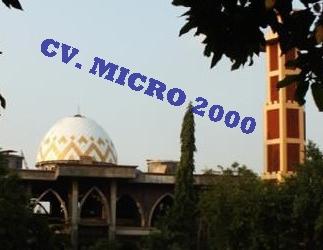 "Kubah Masjid ""Taman Surya Agung"" Sidoarjo"
